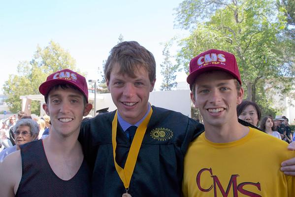 HMC post-Graduation 2013