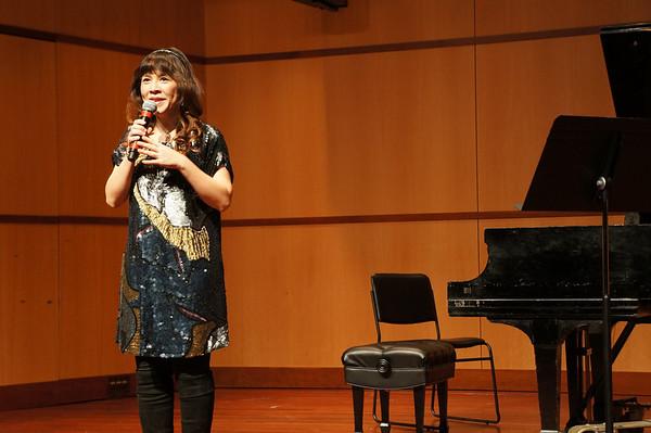 CMTANC Fundraising Concert 4/6/2014