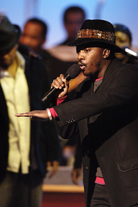 BET CELEBRATION OF  GOSPEL HELD AT THE WILSHIRE EBELLE THEATRE IN LOS ANGELES CALIFORNIA ON JANUARY 28, 2006 ANTHONY HAMILTON