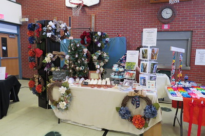 BISHOP ELEMENTARY 1ST ANNUAL CRAFT SHOW