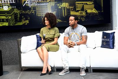 CREATL Conversation Series - Ludacris & Natahlie