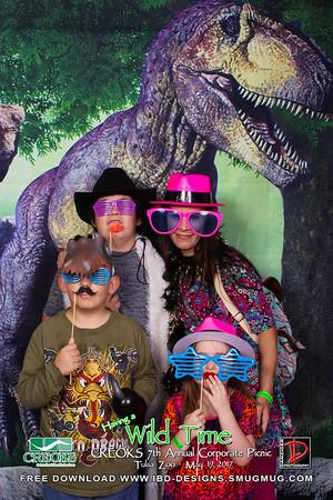 CREOKS Picnic at the Zoo 2017