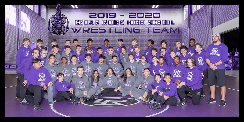 CRHS Wrestling 2020--2