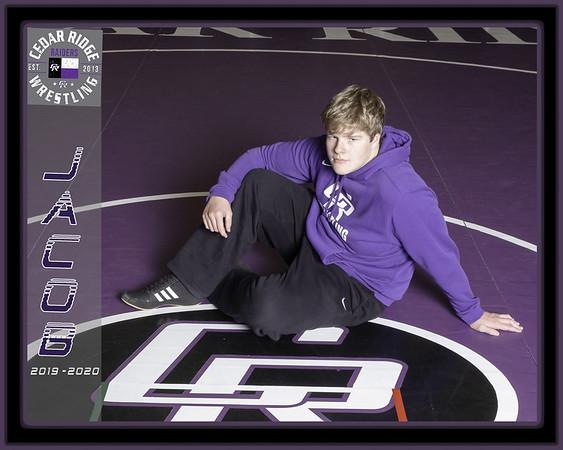 CRHS Wrestling 2020-1