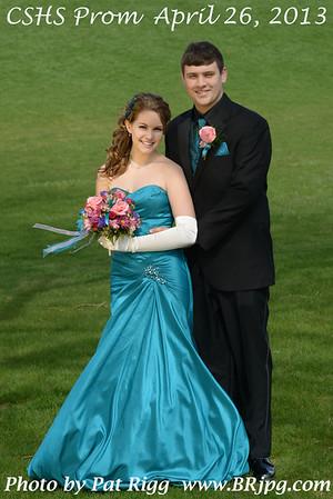 CSHS Prom 2013