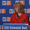 Dr. Christine Cea '88, Celestial Ball co-chair, President of the Friends of CSI and Scientist at the Institute for Basic Research.