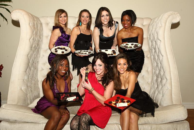 "Texas Coplen & Benedetto Chocolate Models  <a href=""http://www.benedettofoods.com"">http://www.benedettofoods.com</a>"