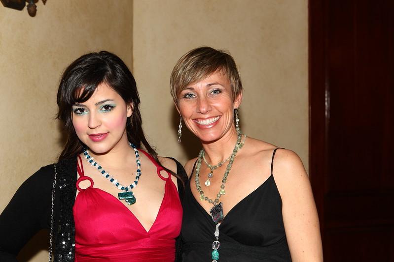 Tatiana Del Toro at Celebrity Suites LA Oscars After Party
