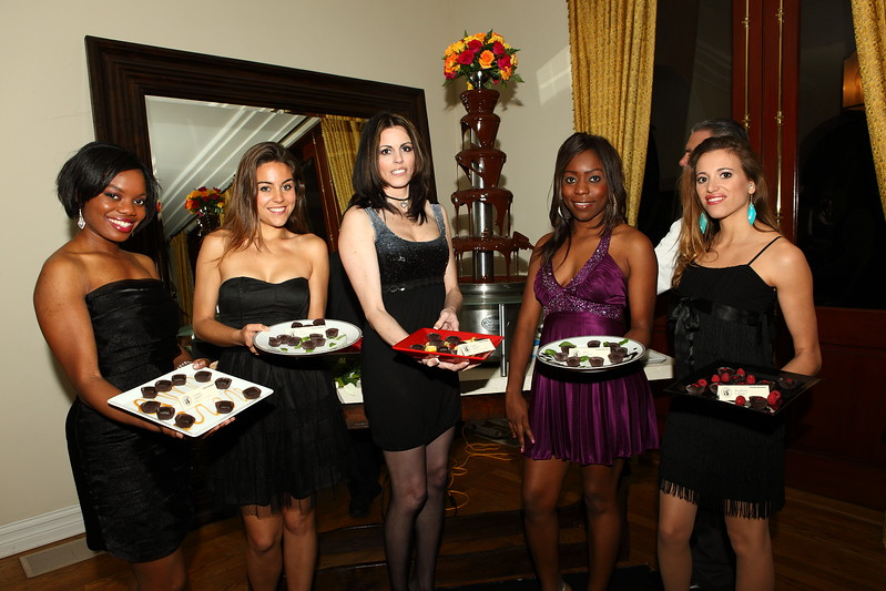 """Benedetto Chocolate Models  <a href=""""http://www.benedettofoods.com"""">http://www.benedettofoods.com</a>"""