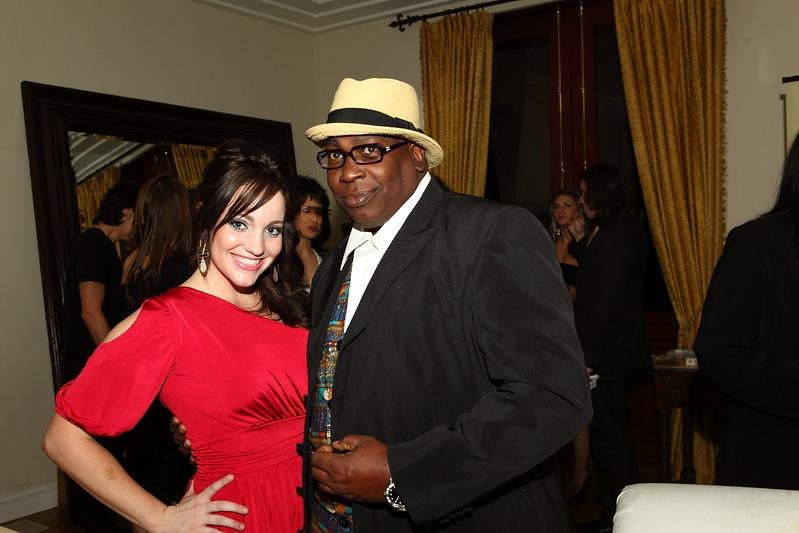 Texas Coplen & BJ Drake at Celebrity Suites LA Oscars After Party