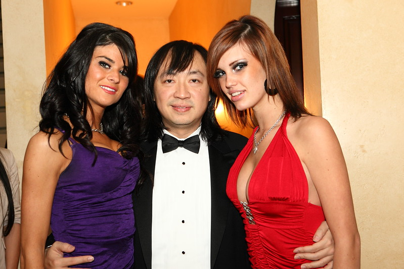 Wayne Kao Producer & Venue Owner, Celebrity Suites LA Oscars After Party