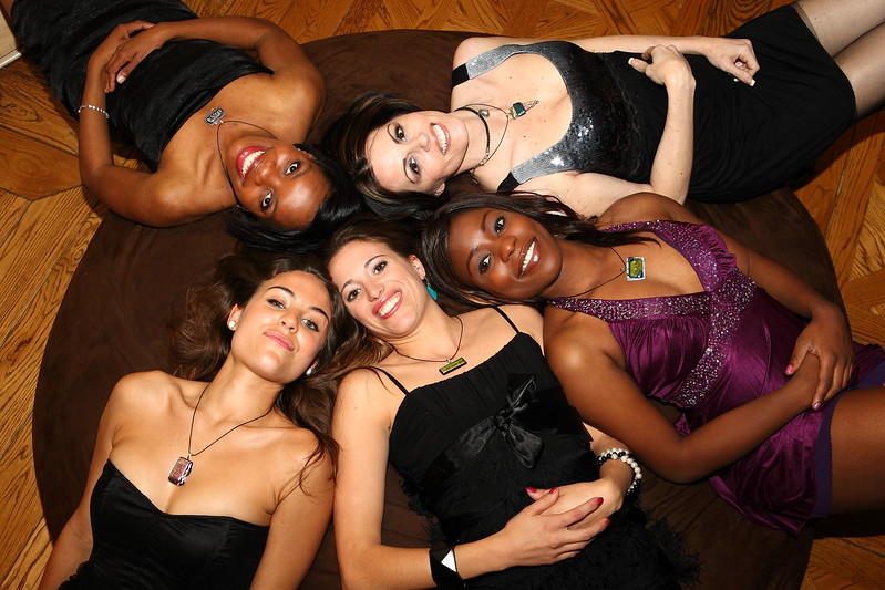 """Benedetto Chocolate Models at Celebrity Suites LA Oscar Party  <a href=""""http://www.benedettofoods.com"""">http://www.benedettofoods.com</a>"""