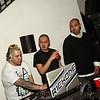 DJ R1CKOne spinning at Celebrity Suites LA Oscars After Party