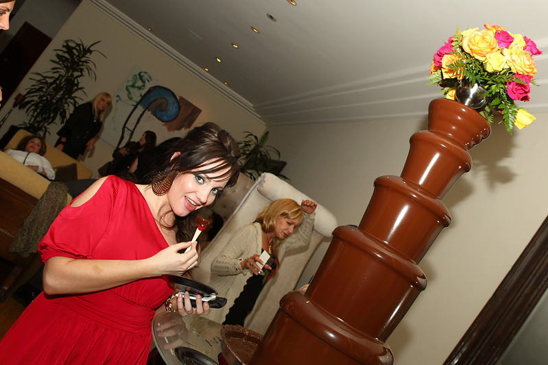 """Chocolate Delights  <a href=""""http://www.chocolatefountainpros.com"""">http://www.chocolatefountainpros.com</a>"""