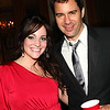 Texas Coplen and Eric McCormack at Celebrity Suites LA Oscar Party