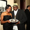 Benedetto Chocolate Model & BJ Drake of The Franchise Group Entertainment