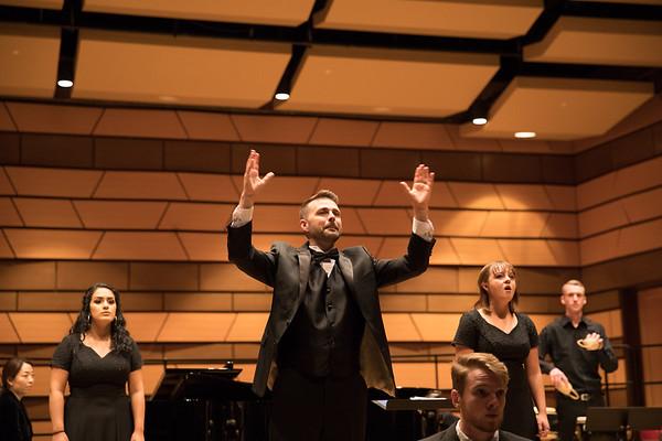 CSU Fall Choral Showcase 2018