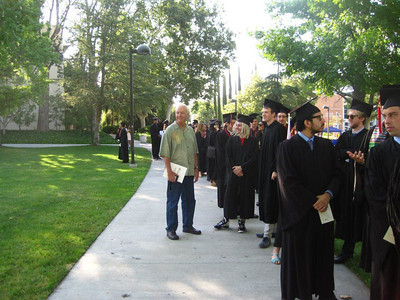 CSUN Graduation/Chinatown/La Brea Tar Pits - 5/22/12