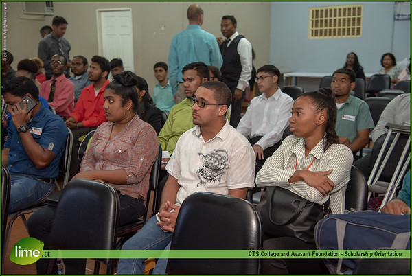 CTS College and Avasant Foundation - Scholarship Orientation