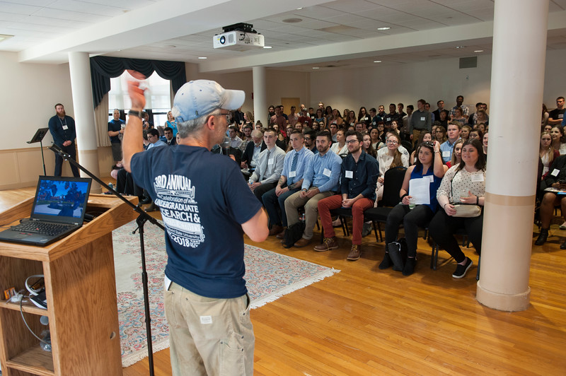 Westfield State CURCA, May 2018