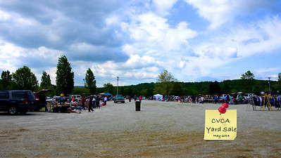 CVCA Yard Sale 2014