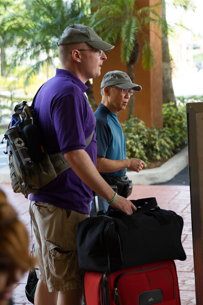 Brian Syfert and David Hor<br /> Fort Lauderdale, FL - 2012<br /> Credit: James Ho