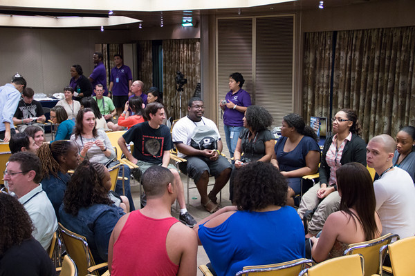 Small Groups - 2012<br /> Credit: Aristede Dukes