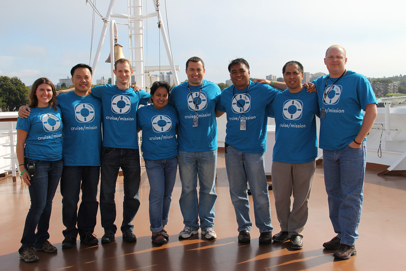 Leadership Team - 2013<br /> Credit: Aristede Dukes