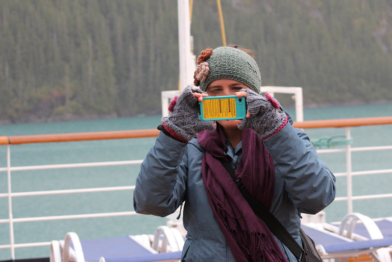 Brittany Kohler<br /> Tracy Arm Scenic Cruising - 2013<br /> Credit: Aristede Dukes