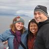 Brittany Kohler, Vimie Magsino, Michael Smith<br /> Tracy Arm Scenic Cruising - 2013<br /> Credit: Richard Parke