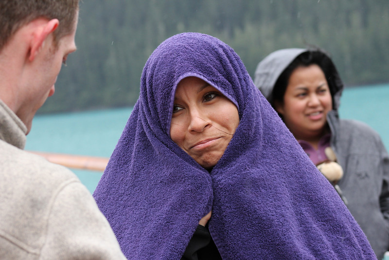 Adrianna Endress<br /> Tracy Arm Scenic Cruising - 2013<br /> Credit: Aristede Dukes