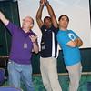 Brian Syfert, Dwight Marshall, Desmond Tongpo<br /> Drama Team - 2013<br /> Credit: Aristede Dukes