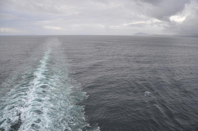Somewhere Along the Alaskan Coast - 2013<br /> Credit: Richard Parke