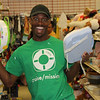Dwight Marshall<br /> Salvation Army Thrift Store<br /> Victoria, BC, Canada<br /> Credit: Aristede Dukes