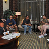 Pre-Cruise Team Meeting - 2013<br /> Credit: Aristede Dukes