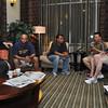 Pre-Cruise Team Meeting - 2013<br /> Credit: Aristede Dukes