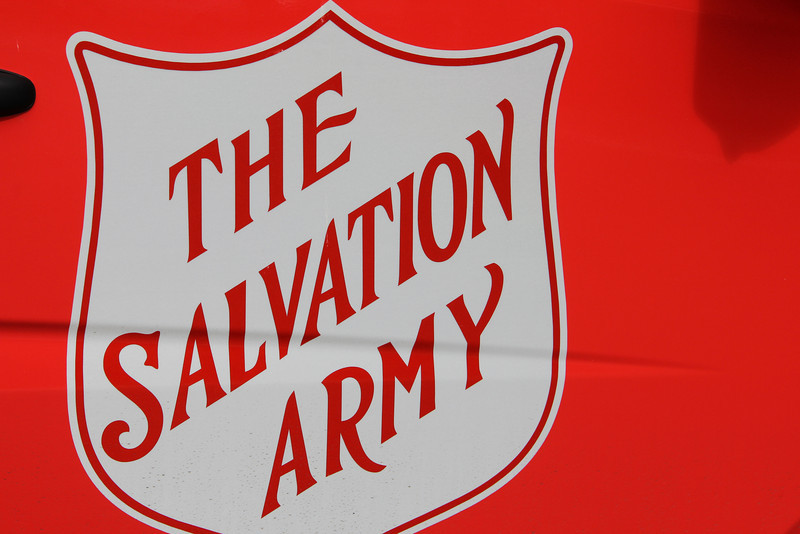Salvation Army Thrift Store<br /> Victoria, BC, Canada<br /> Credit: Aristede Dukes