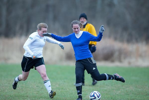 Charlottesville Women's Soccer Fall Tournament