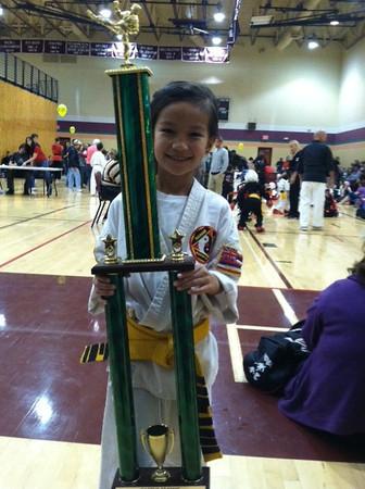 Cactus Classic Karate Tournament