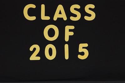 Caden Pre-K Graduation 2015