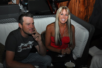 DOWNLOAD PHOTOS FREE * Courtesy of ISVODKA*  www.ISVodka.com Gallery of party photos people having fun at Cadillac Ranch Restaurant in Town Square Las Vegas on an ISVODKA sponsored night. IS-Angels are here to answer questions about ISVODKA and see that everyone is having a great time.