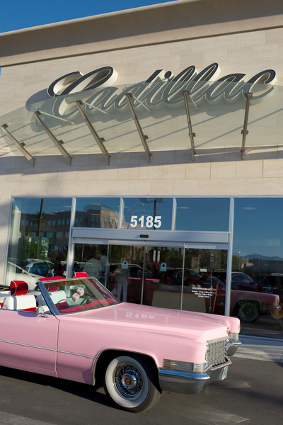 Cadillac of Las Vegas 5185 West Sahara Ave Las Vegas, NV 89146 Sales phone (888) 581-2063  Photographs by Mark Bowers of reallyvegasphoto.com
