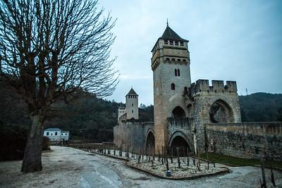 Cahors on 9th Feb 2010