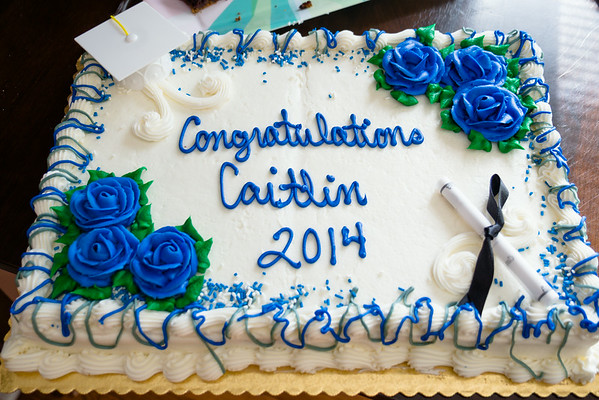 Caitlin's Grad Party