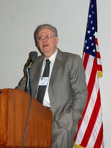 Professor Wayne R Bidlack, Cal Poly Pomona, conference co-organizer.