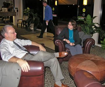Drs. Wayne R. Bidlack and Margarita Teran-Garcia