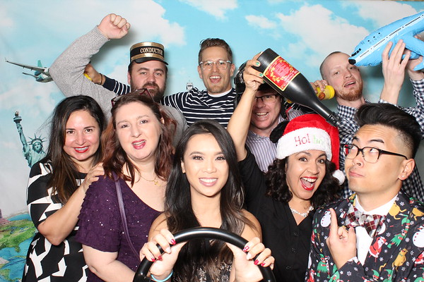 CalPERS Holiday Party