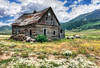 Crested Butte Old House