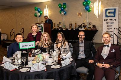 Calgary Canucks Banquet