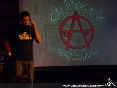 California Calling - A night of story telling with Joe Sib - at Key Club - at The Key Club - Hollywood, CA - October 15, 2009